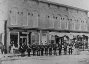 Clarkston Band 1910, Clarkston Real Estate, Independence Twp Oakland County MI