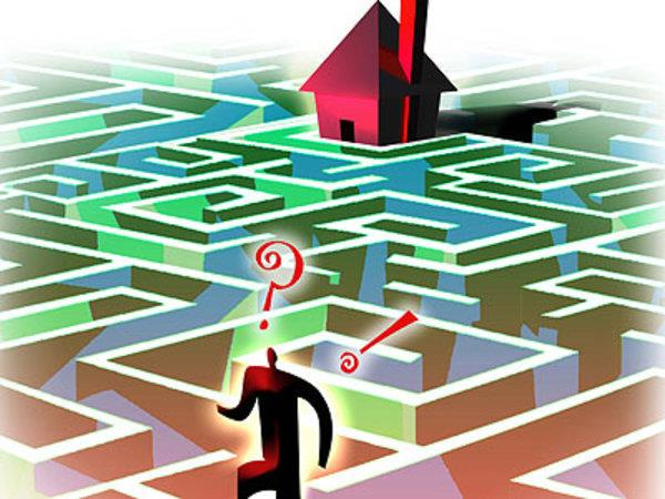 the maze of a Home purchase