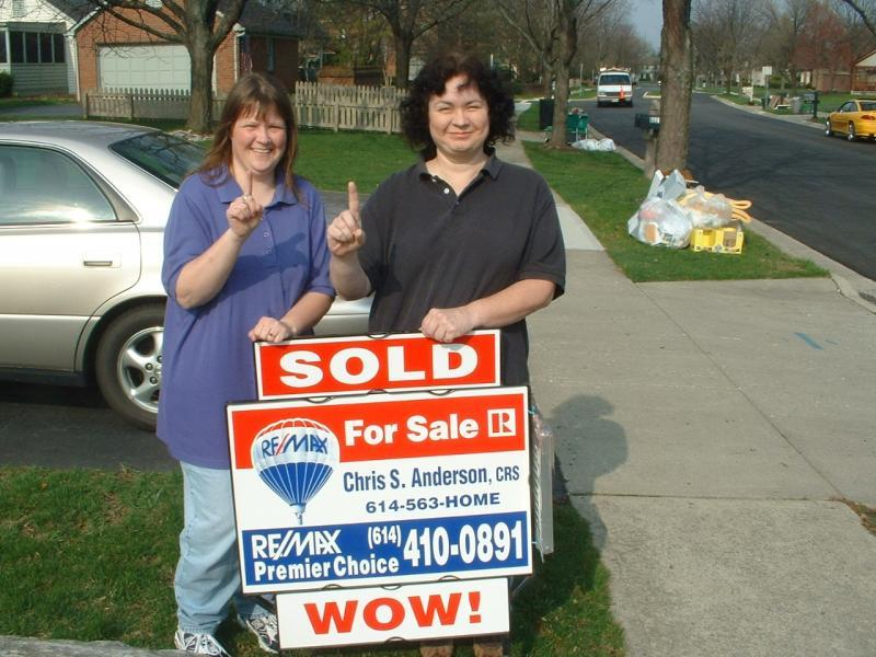 Another Home sold by Chris Anderson Realtor in Worthington Ohio