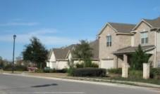 A view of the Blackhawk neighborhood.
