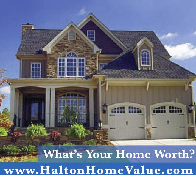 Halton Home Value- Milton Home Evaluation