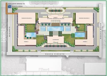 Grass Residences Site Layout
