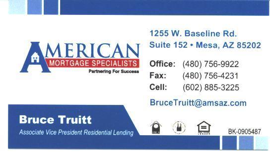 Bruce Truitt AMS