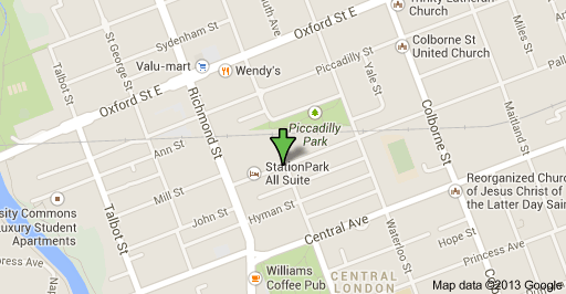 The Mall London Map.A Blog About Condos In London Ontario 250 Pall Mall London Ontario
