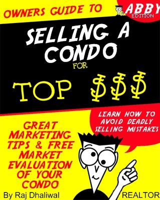 Selling your condo for top Dollars