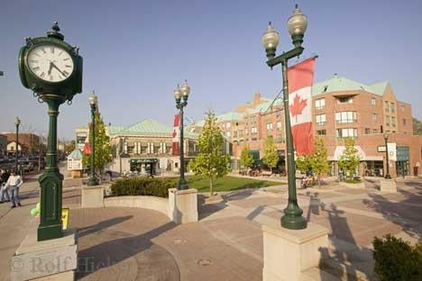 Photo:  DownTown Oakville Ontario Photo By: Hicker Photo www.hickerphoto.com