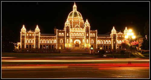 Legislative Building Victoria, BC