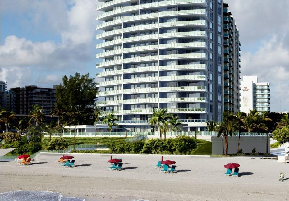 Apogee Beach Hollywood Beach Florida Preconstruction Condos