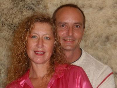 Ken Mills & Denise Darling-Mills