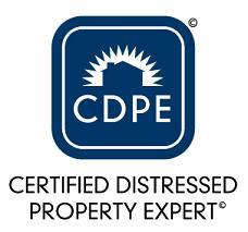 Chris is a Certified Distressed Property Expert