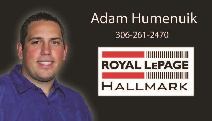 Adam Humenuik - Royal LePage Hallmark