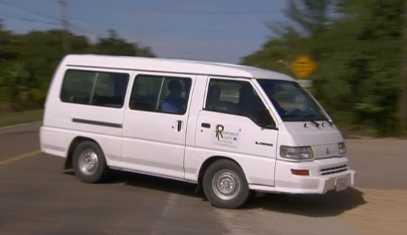 Belize Real Estate Shuttle Service - Rainforest Realty