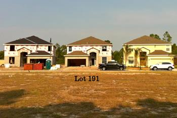 New Build Home, Davenport, Florida near Disney World