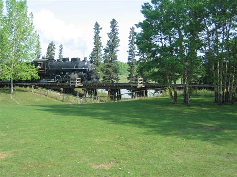 Heritage Park In Pictures