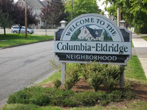Columbia Neighborhood Bellingham