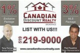 Canadian Discount  Realty Inc.