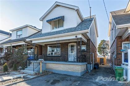 House for Sale 71 Cameron Avenue N Hamilton Ontario $389,900