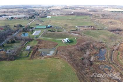 Farm for Sale 1221 Concession 6 Woodhouse Road, Simcoe, ON