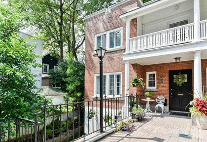 House for Sale 4100 Chemin De La Cote Des Neiges Montréal Quebec $799,000