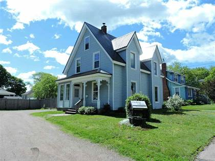 House for Sale 35 Spring St, Amherst, NS