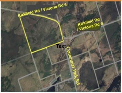 Land for Sale  in 0 Vict 6/kirkfield Rd Rd, Kawartha Lakes, Ontario, K0M2B0