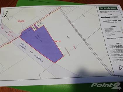 Land for Sale  in 1600 King Street, Limoges, Ontario, K0A2M0