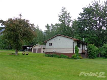House 3380 Mount Road, Mcbride, BC