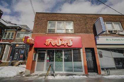 Commercial for Sale  in 492 College St, Toronto, Ontario, M6G1A4