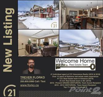 House  in 875 Stockley St, Kelowna, British Columbia, V1P1S4