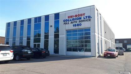 Commercial 1880 Meyerside Dr, Mississauga, ON