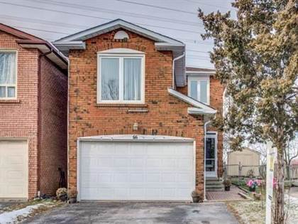 House For Sale 66 Oakmount Cres, Vaughan, ON