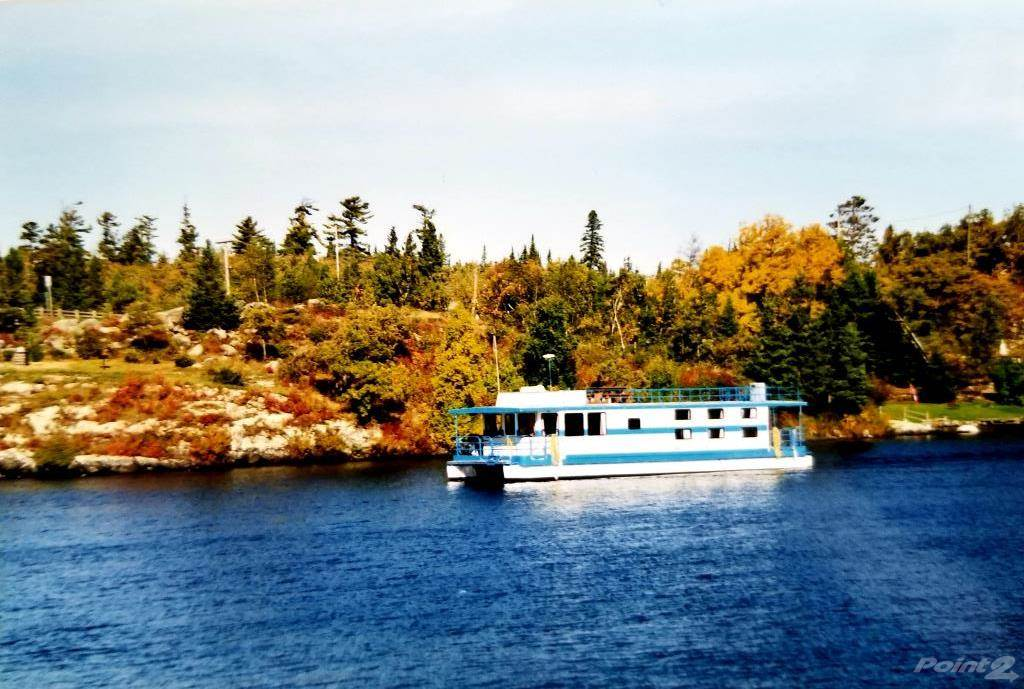 Nw Ontario Full Turnkey Consistently Profitable 9 Custom Built Quality Houseboats Painted 2020 Other Photo 3