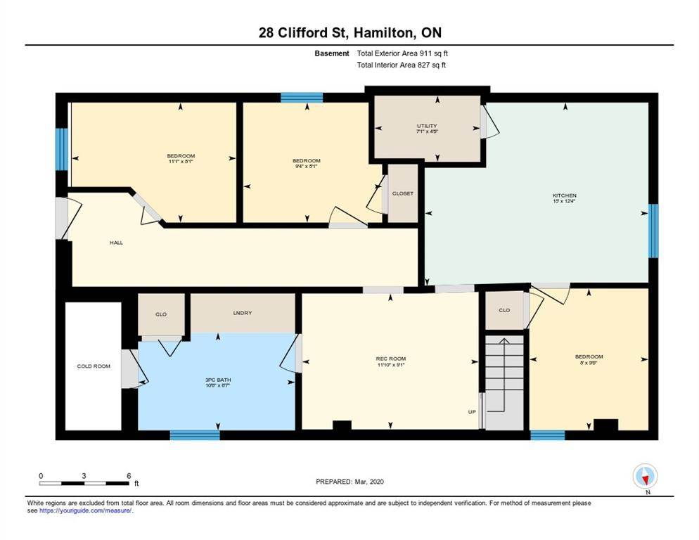 28 Clifford Street in Hamilton - House For Sale : MLS# h4099018 Photo 49