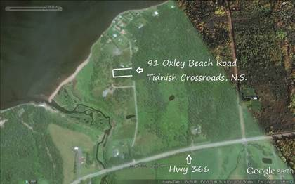 Land For Sale 85 Oxley Beach Road, Tidnish Cross Roads, NS