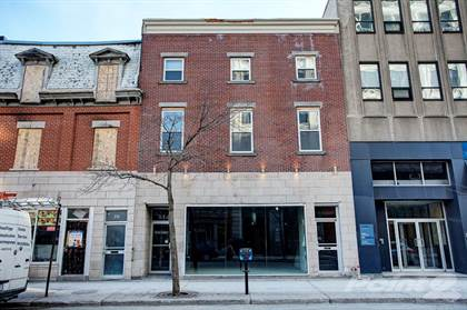Commercial for Rent  in 212 Rue Ste-catherine E., Montréal, Quebec, H2X1L1