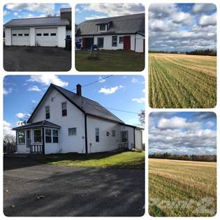 House 2446 New Glasgow Road-54 Acres!!, New Glasgow, PE