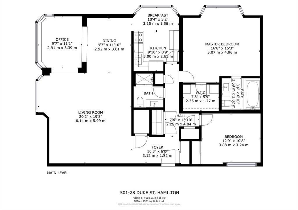 28 Duke Street in Hamilton - Condo For Sale : MLS# h4098565 Photo 31