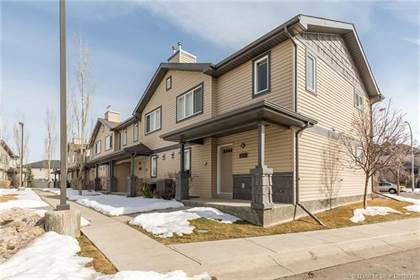 Condo for Sale 153 Silkstone Road W Lethbridge Alberta $198,000