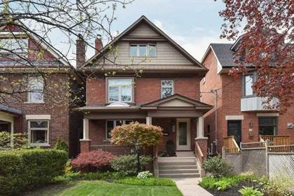 House for Sale 74 Mavety St Toronto Ontario $1,899,900