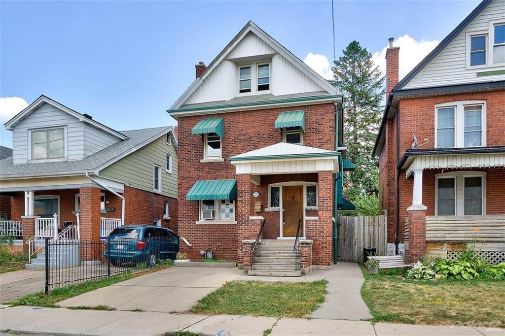 22 Balsam Avenue N, Hamilton, Ontario