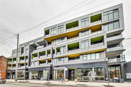 Condo for Sale 109 Ossington Ave Toronto Ontario $649,999