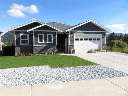 House 2127 Mountain View, Lumby, BC