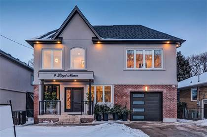 House for Sale 9 Lloyd Manor Rd Toronto Ontario $1,754,500