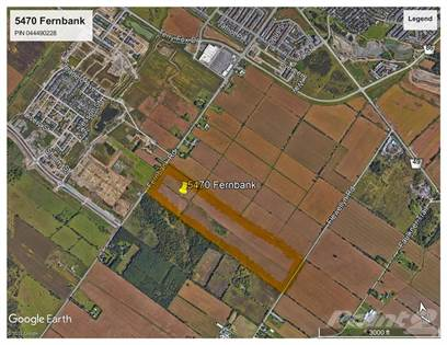 Land for Sale for Sale 5470 Fernbank Rd Ottawa Ontario $5,842,200