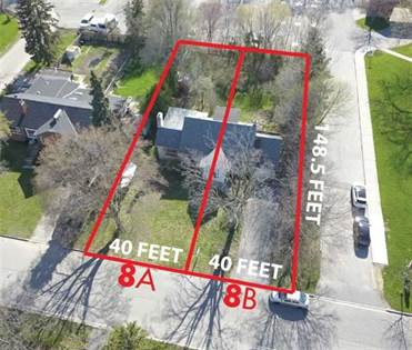 Land for Sale  in 8a Lamont Ave, Toronto, Ontario, M1S1A9