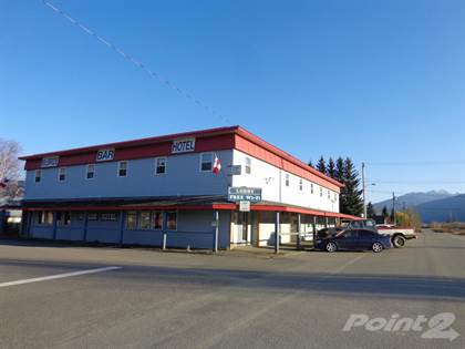 Commercial for Sale  in 100 Holdway Street, Mcbride, British Columbia, V0J2E0