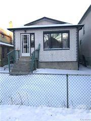 House For Sale 661 Victor Street, Winnipeg, MB