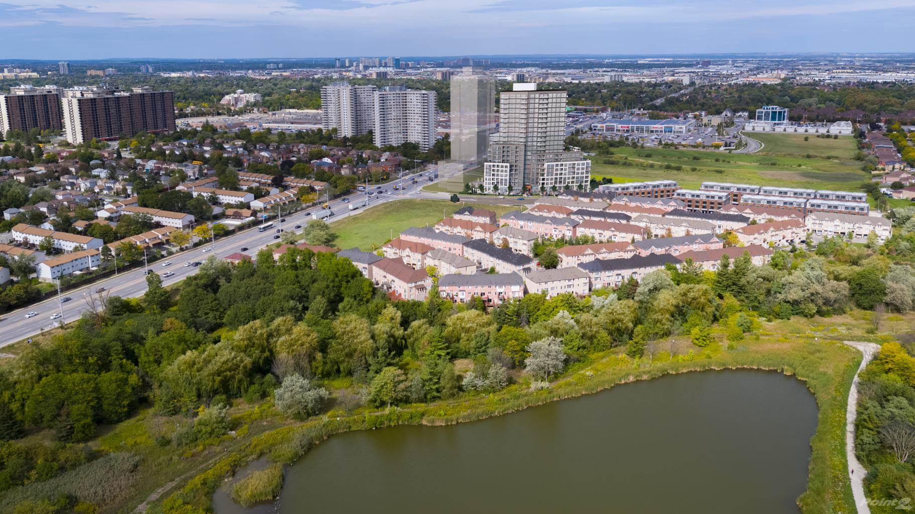 Stella At Southside Condos in Brampton - Condo For Sale : MLS# null Photo 2