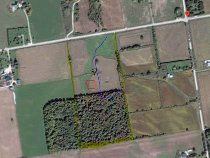 Land  in Pt Lt13 Concession 12 Rd, Chatsworth, Ontario, N0H1R0
