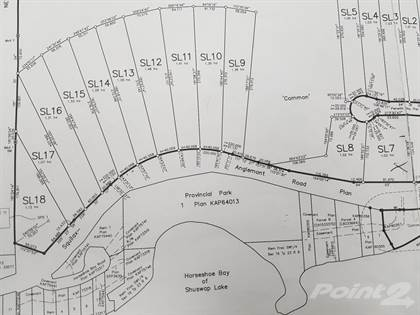 Land  in Lot 13, Squilax-anglemont, Chase, British Columbia, V0E-1M8